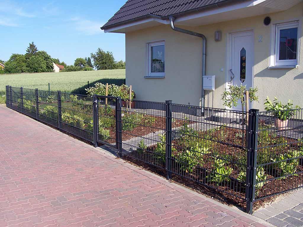 Zaune Sichtschutz Steinbach Gartengestaltung